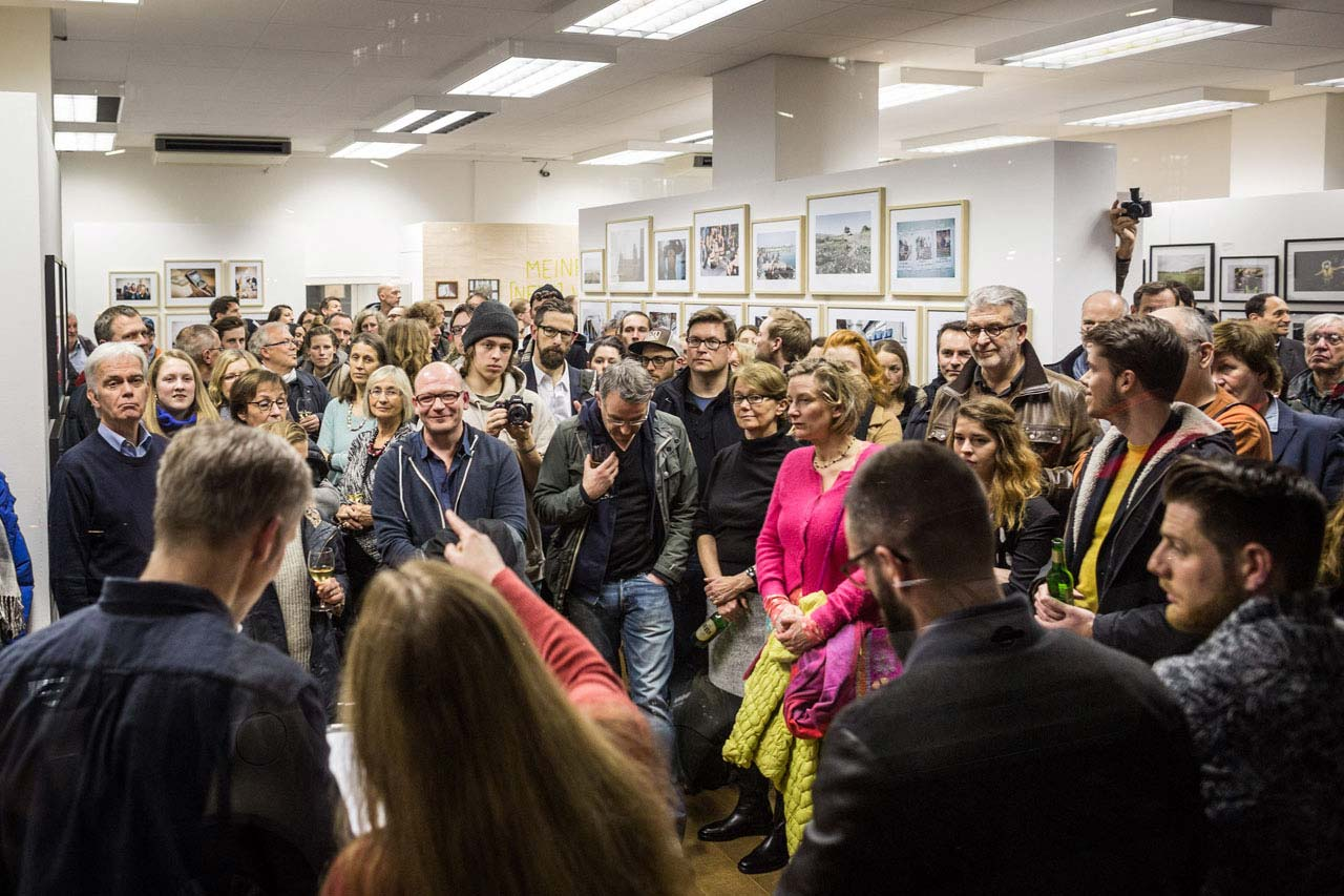 Die große Resonanz des Publikums auf die bisherigen Ausstellungen bestätigt die Bedeutung des Themas. Foto: Evgeny Makarov